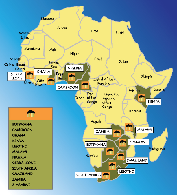 Africal-Map-Complete