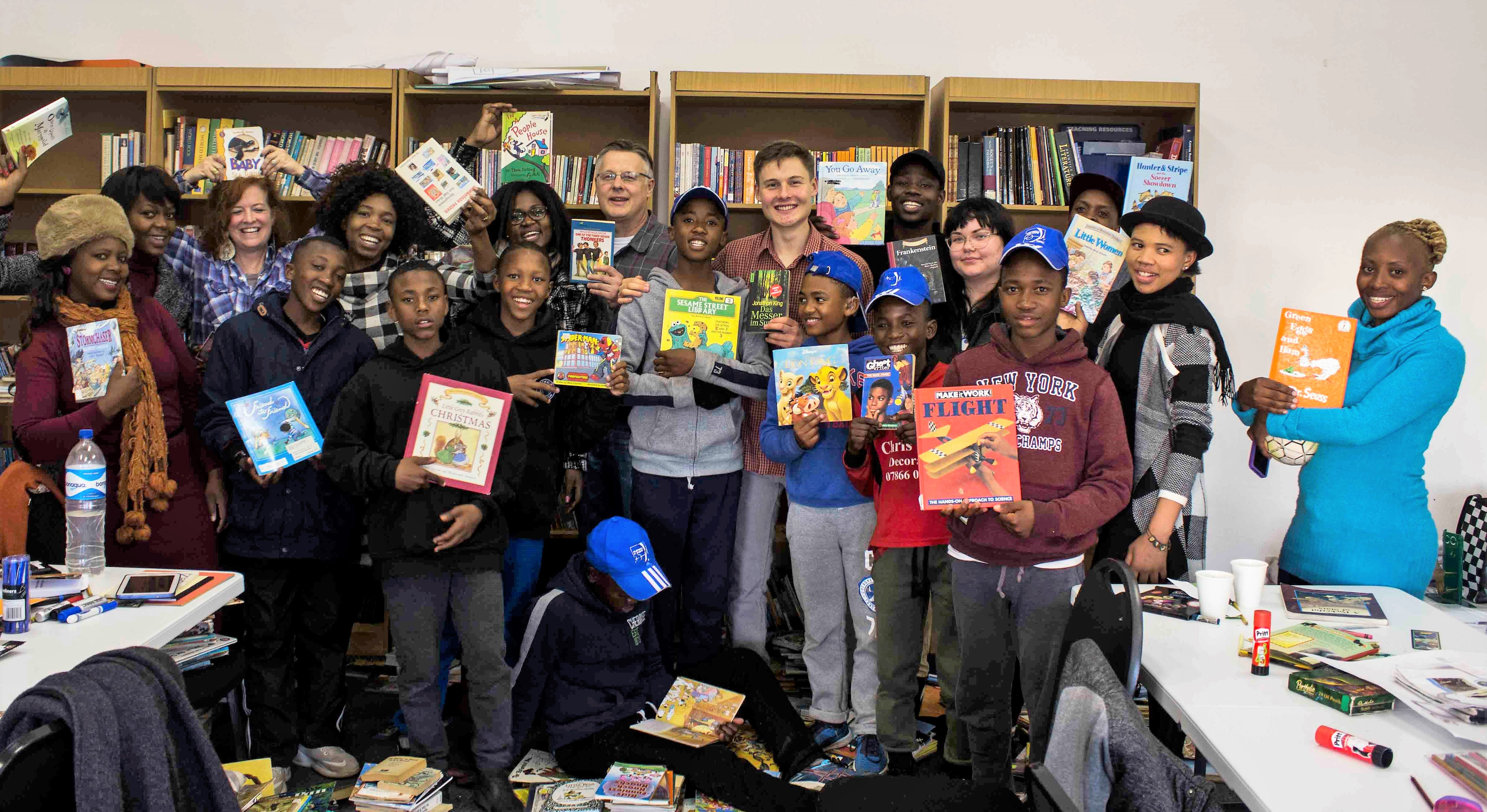 booksforafrica