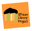 African Library Project Logo - Square