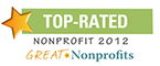 2012 nonprofits badge